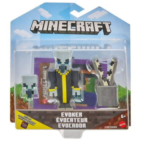 MINECRAFT CARAS INTERCAMBIABLES 325 MULTIPACK GRD96