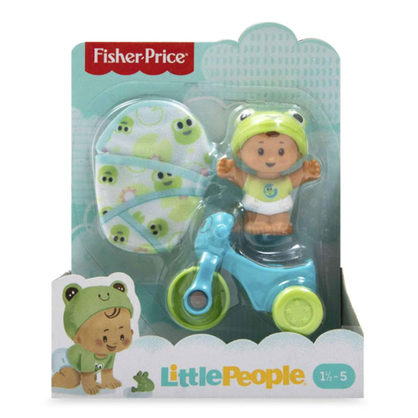 LITTLE PEOPLE BABIES MUEBLES DEL BEBÉ - RANA GNF59