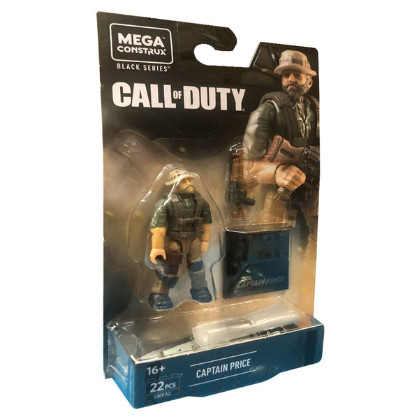 MEGA CONSTRUX CALL OF DUTY HEROES - CAPTAIN PRICE GNV24