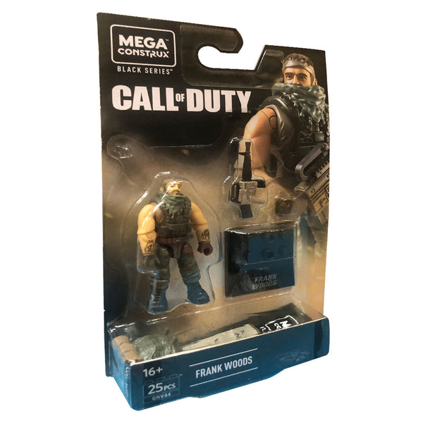 MEGA CONSTRUX CALL OF DUTY HEROES - FRANK WOODS GNV24
