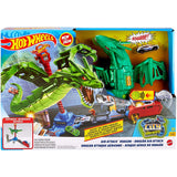 HOT WHEELS CITY ATAQUE AÉREO DEL DRAGÓN GJL13