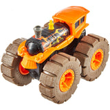 HOT WHEELS MONSTER TRUCKS SURTIDO ESCALA 1 43 WRECKING WHEELS - LOCO PUNK GCG01