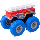HOT WHEELS MONSTER TRUCKS SURTIDO ESCALA 1 43 WRECKING WHEELS - 5 ALARM GCG01