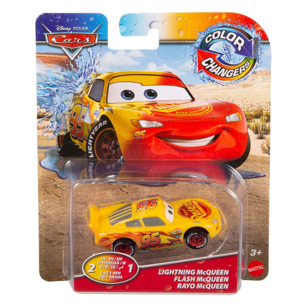 CARS COLOR CHANGER - RAYO MCQUEEN GNY94