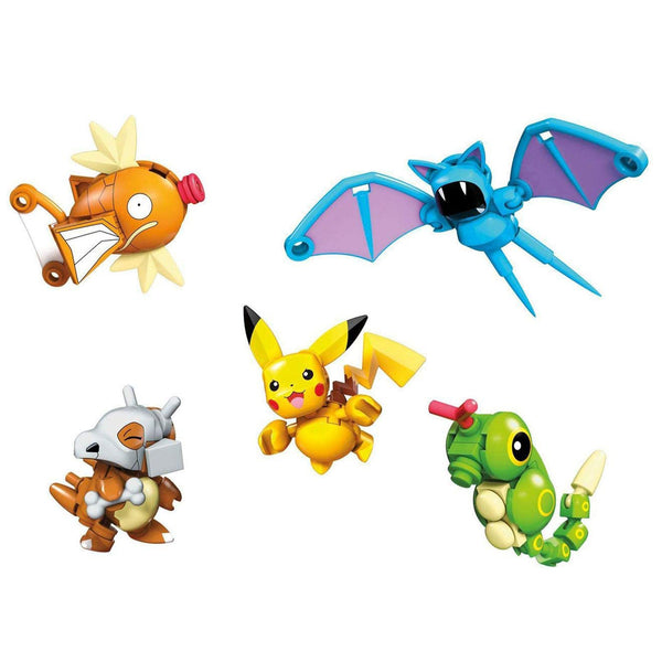 MEGA CONSTRUX POKEMON PACK DE POKEBOLAS GHP85