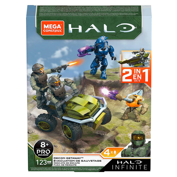 MEGA CONSTRUX HALO MONGOOSE HUNT GNB40
