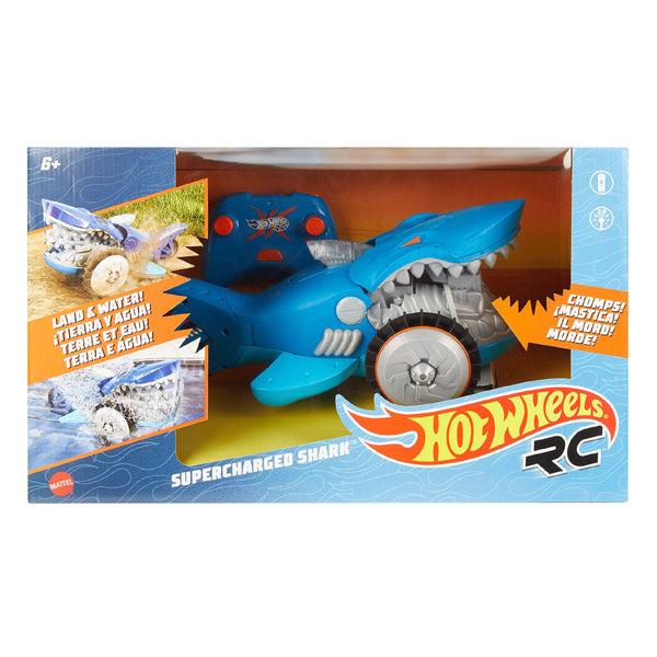 HOT WHEELS RC TIBURON TODO TERRENO GWB71