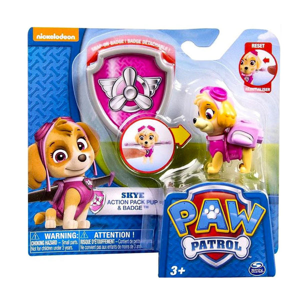 PAW PATROL CACHORRO TRANSFORMABLE - SKYE 6024265