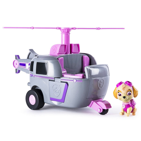 PAW VEHICULO DELUXE - HELICOPTER 6032988