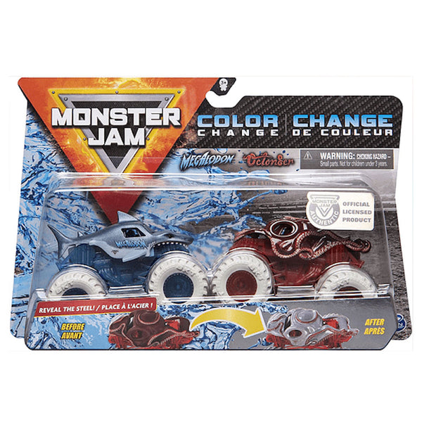 MONSTER JAM - MEGALODON AND OCTONGER 6044943