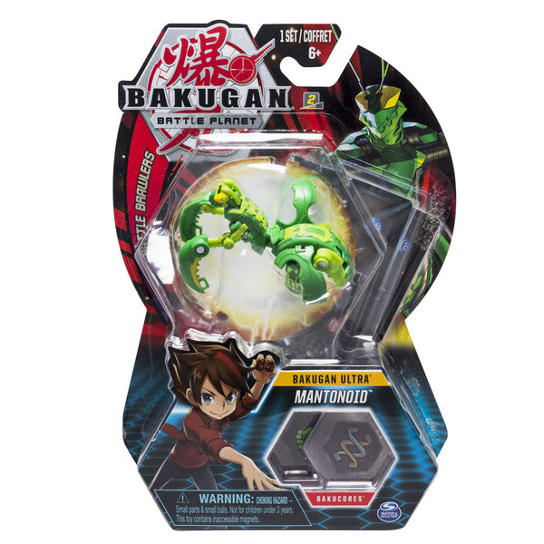 BAKUGAN 1 PACK - MANTONOID 6045148