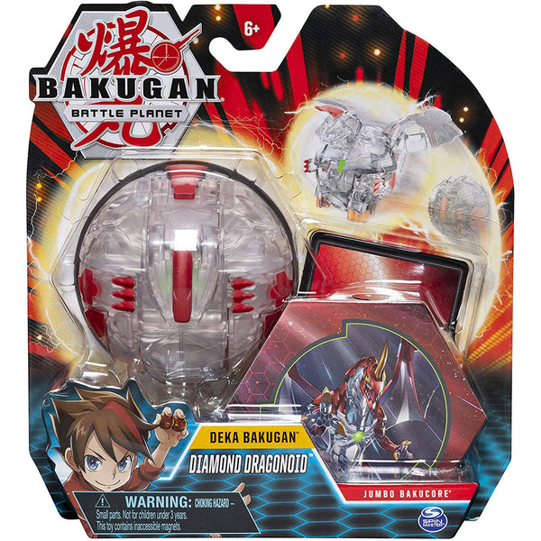 DEKA BAKUGAN - DIAMOND DRAGONOID 6051238