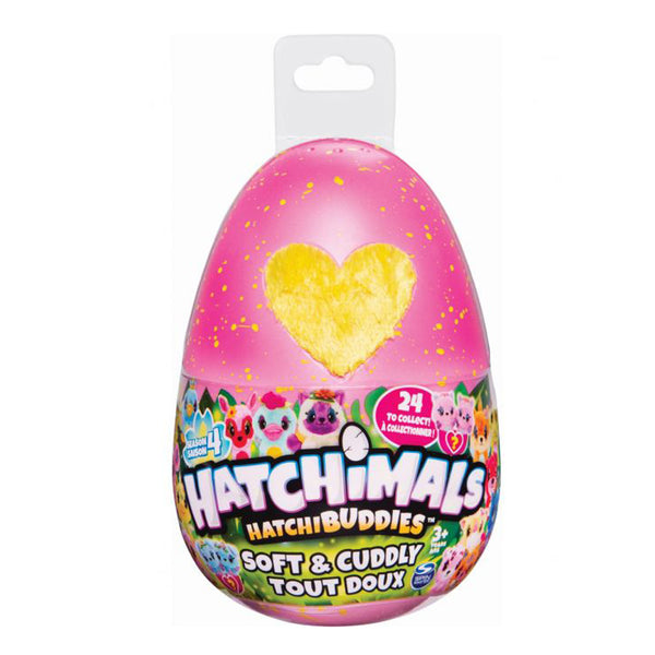 PELUCHE HATCHIMALS 6 6056664