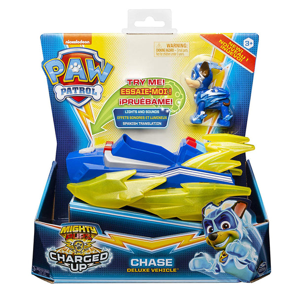 VEHICULO MIGHTY PUPS LUCES Y SONIDOS - CHASE 6055753