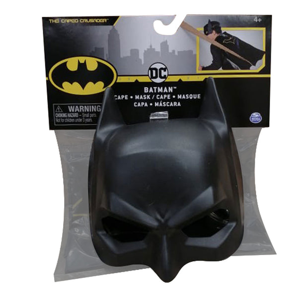 BATMAN SET ROLEPLAY MASCARA Y CAPA 6056809