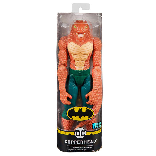 BATMAN FIGURA COPPERHEAD 12 PULGADAS 6060025