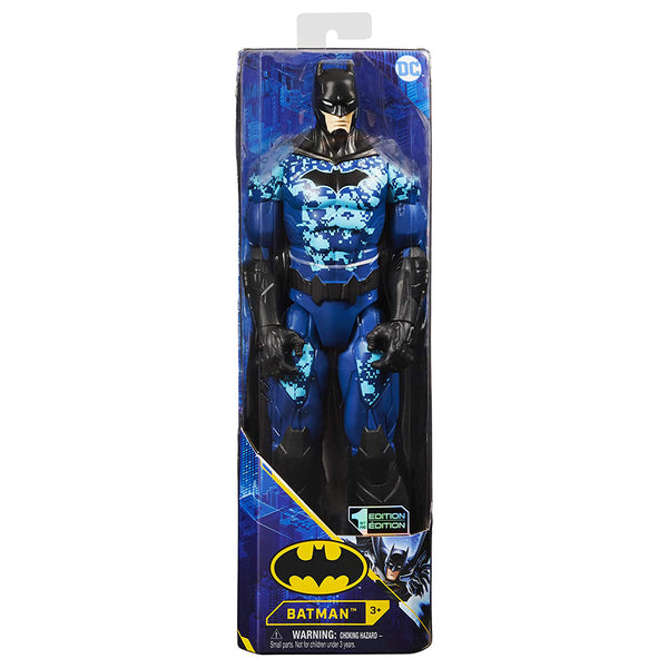 "FIGURA 12"" BATMAN TECH 6060343"