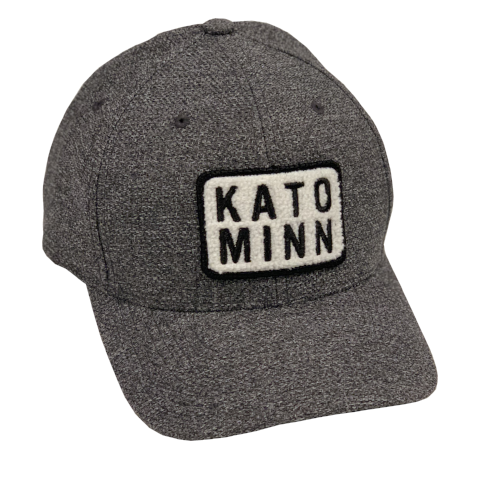 Kato Minn Flexfit Hat with Chenille Patch
