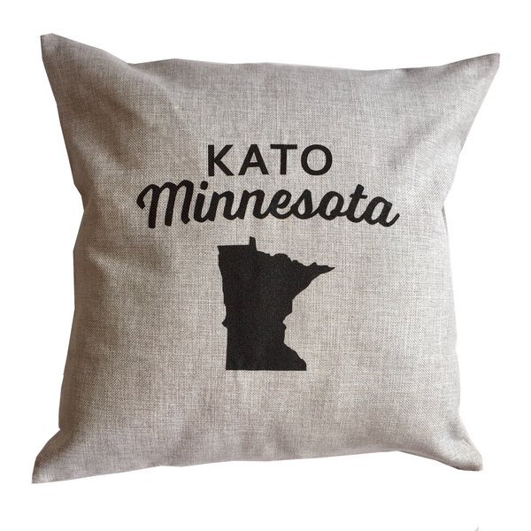 Kato Minnesota Square Pillow