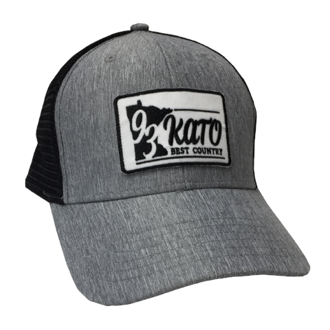 '93 Best Country' Kato Limited Edition Hat-Black/Grey