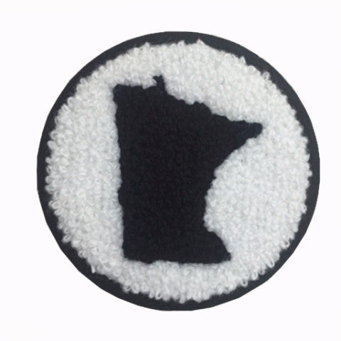 MN Chenille Patch