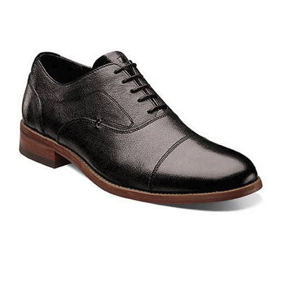 Rockit Cap Toe Oxford in Black
