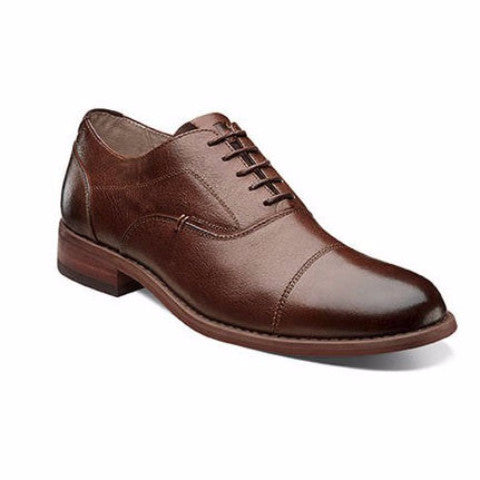 Rockit Cap Toe Oxford in Brown