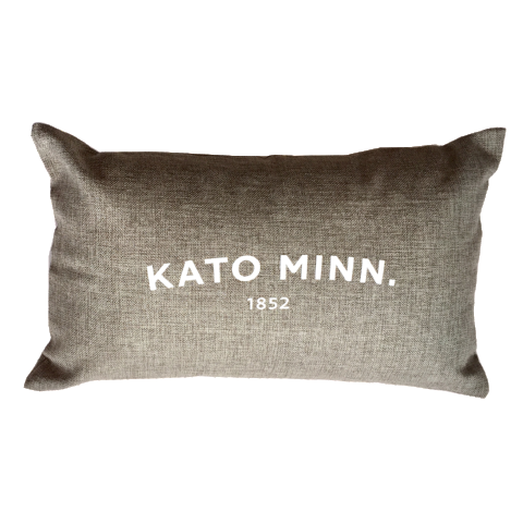 The Kato Minn 1852 Rectangle Pillow