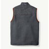 Island Explorer Vest with Faux-Shearling Trim