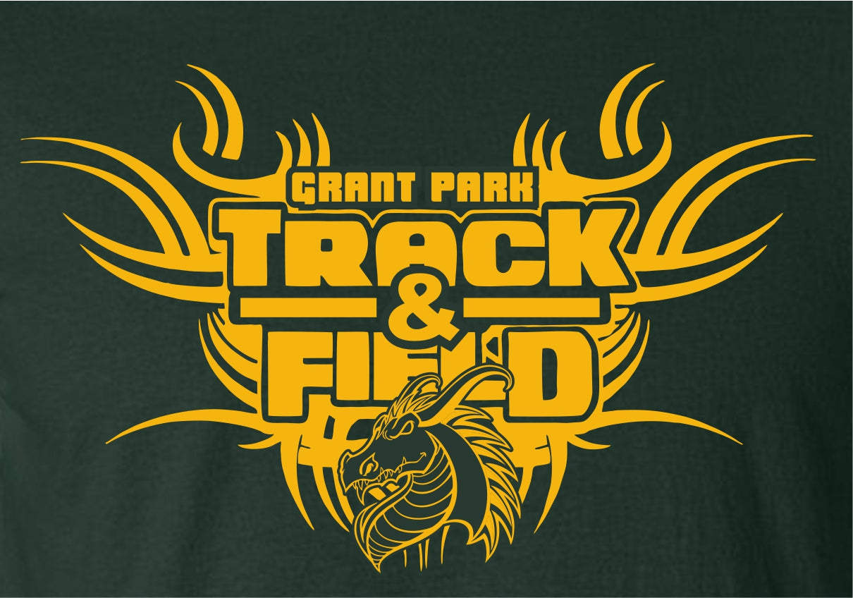 Grant Park Middle School Track