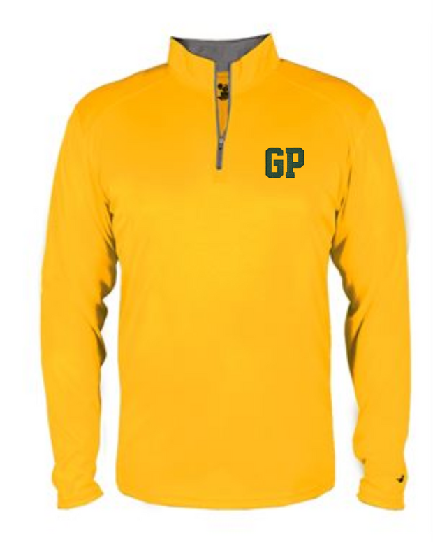 Grant Park Volleyball Adult 1/4 Zipper
