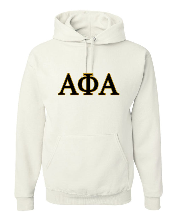 Adult Alpha Phi Alpha Hooded Sweatshirt