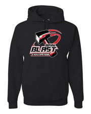 Adult BLAST Spiritwear Hooded Sweatshirt