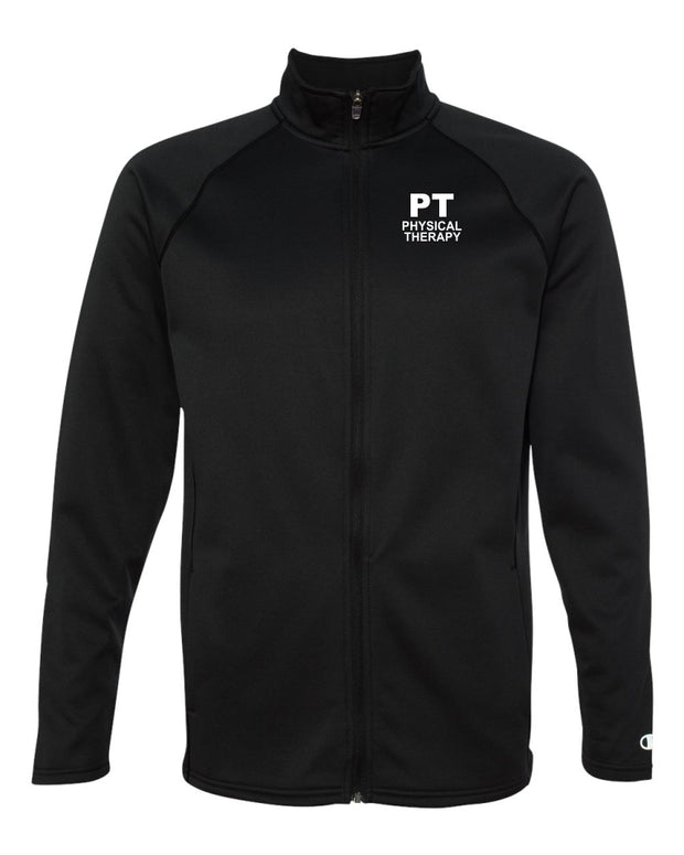 Adult KCC Physical Therapy Full Zip Jacket