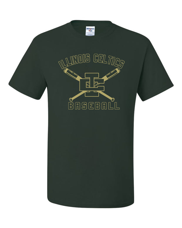 Youth T-Shirt with Vegas Gold Celtics IC Design