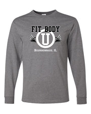Adult  Fit Body U Longsleeve