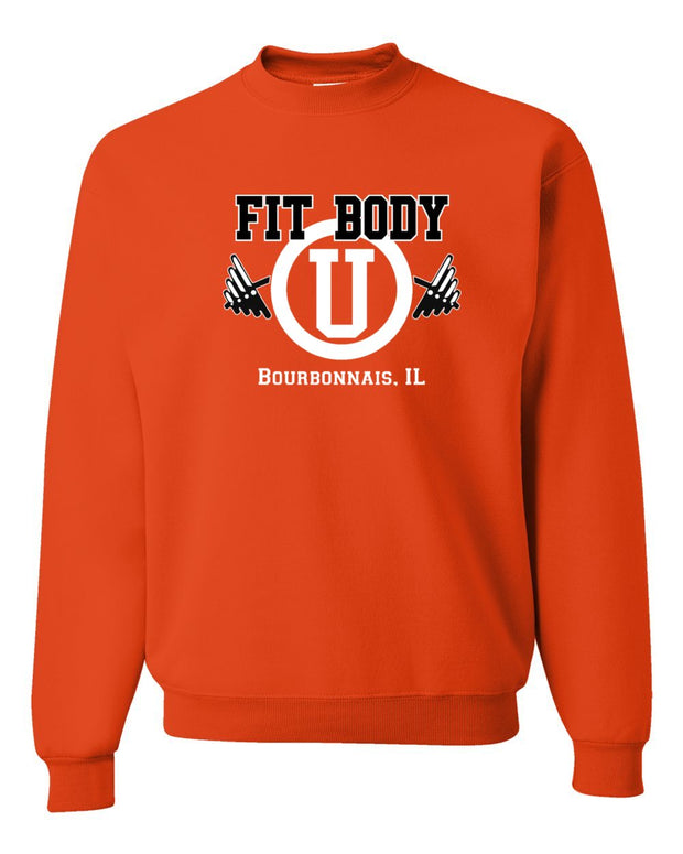 Adult Crewneck Fit Body U