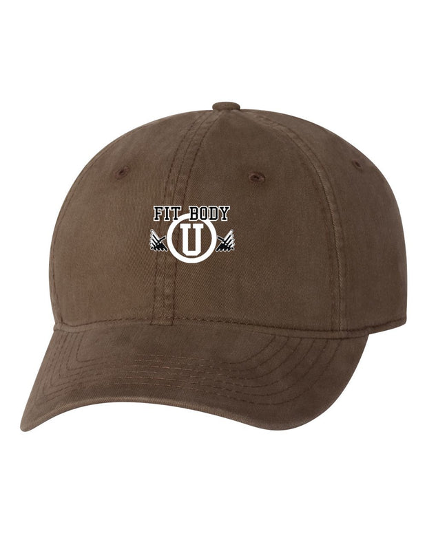 Adult Unstructured Hat Fit Body U