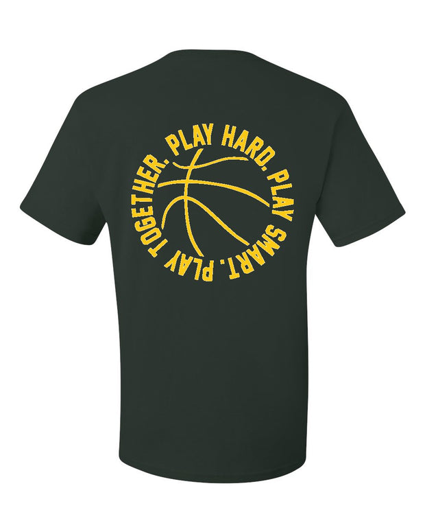 Adult & Youth Grant Park Girls Basketball 2021 T-Shirt