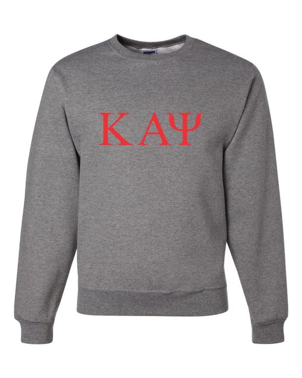 Adult Kappa Alpha Psi Crewneck