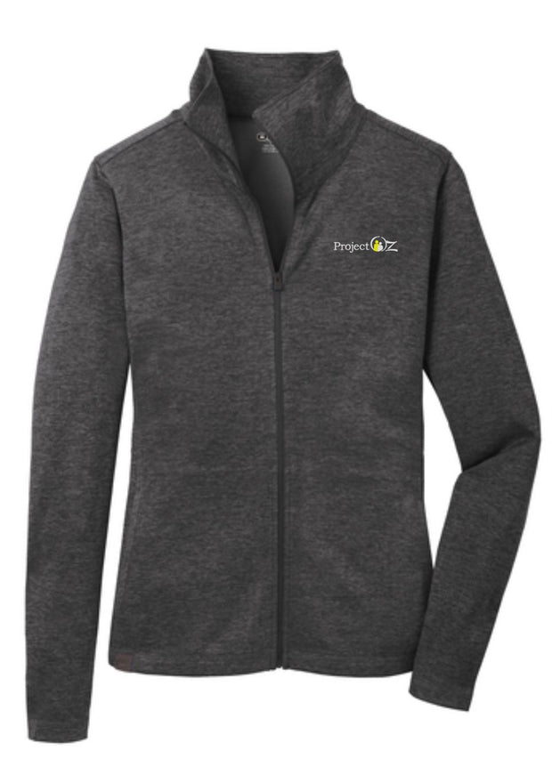 Project Oz Ladies Pixel Full-Zip