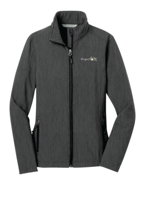 Project Oz Ladies Core Soft Shell Jacket