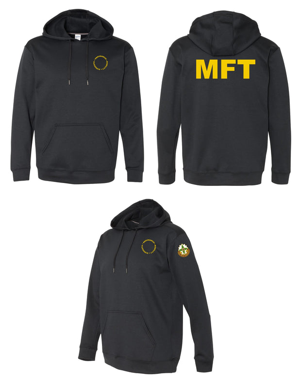 MAMC Fitness Trainer Performance Hoodie