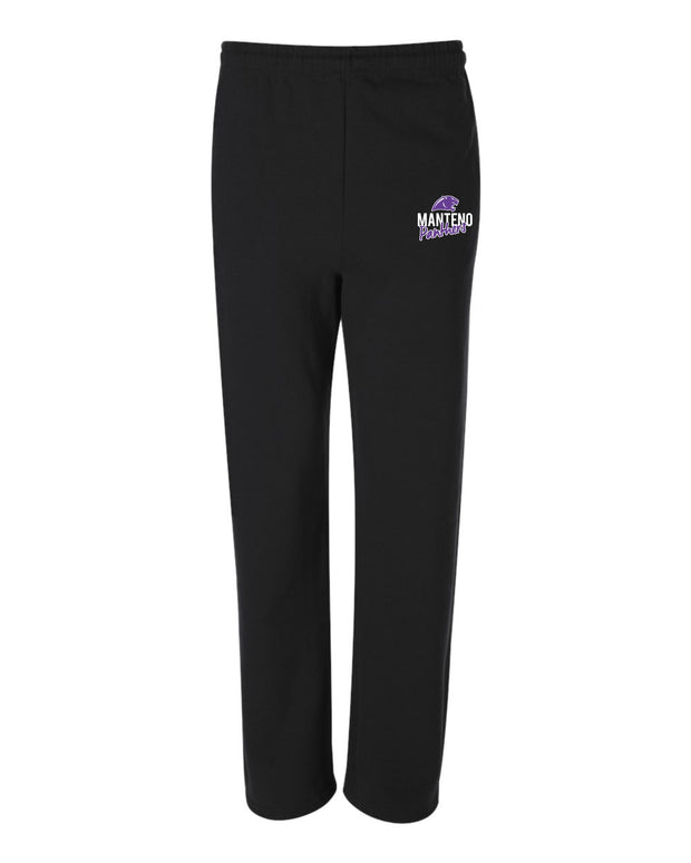 Sweatpants with Volleyball Design