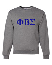 Adult Phi Beta Sigma Crewneck