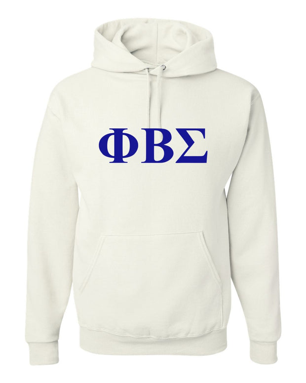 Adult Phi Beta Sigma Hooded Sweatshirt