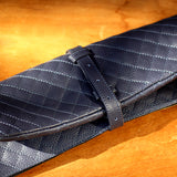 The Rond Point: Quilted Blues