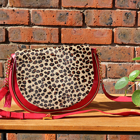 Le Bedford: Red, Wild & Chic