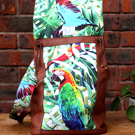 The Rainforest backpack