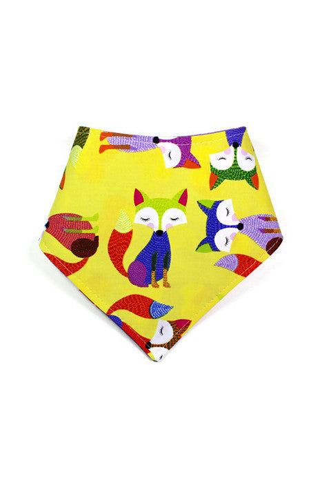 Reversible Bandanna - Fantastic Fox